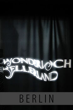 Select Wonderloch Kellerland, Berlin