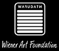 Wiener Art Foundation: Logo